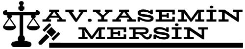 Avukat. Yasemin Mersin İstanbul